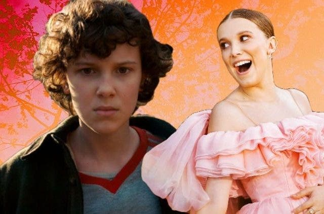 Millie Bobby Brown has been practicing for the role of Eleven since she was just four