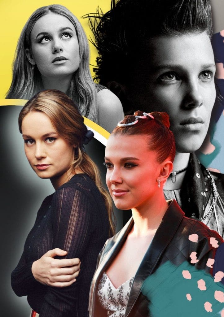 Millie Bobby's Brown Rudeness will make her the Brie Larson Of Hollywood