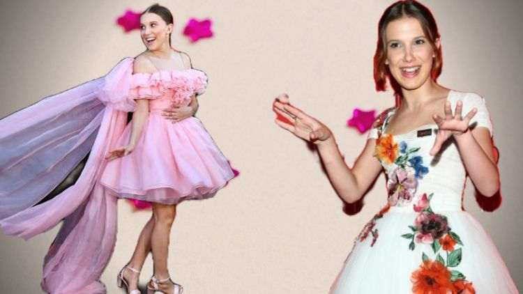Stranger Things Star Millie Bobby Brown Is Dancing With The Stars
