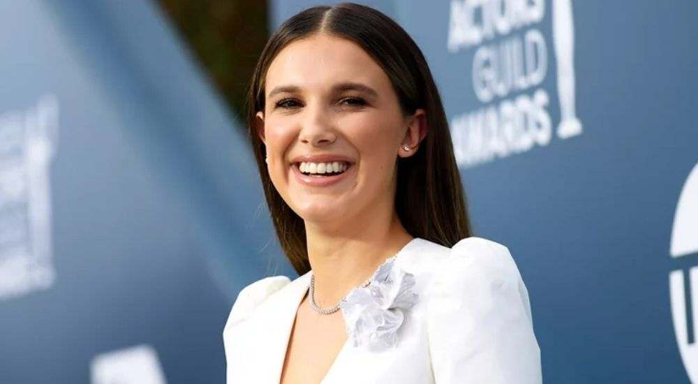Millie Bobby Brown shared her dance video