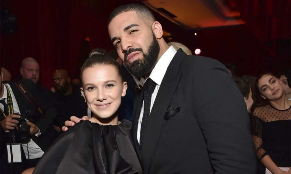 His close friendship with Stranger Things star