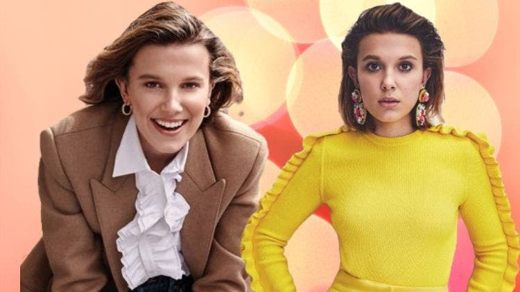 Stranger Things Star Millie Bobby Brown Celebrates Easter In The Most Unique Way