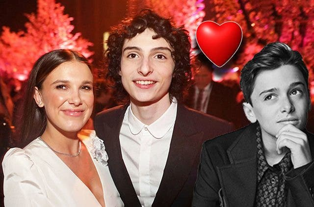 Millie Bobby Brown Finn Wolfard DKODING