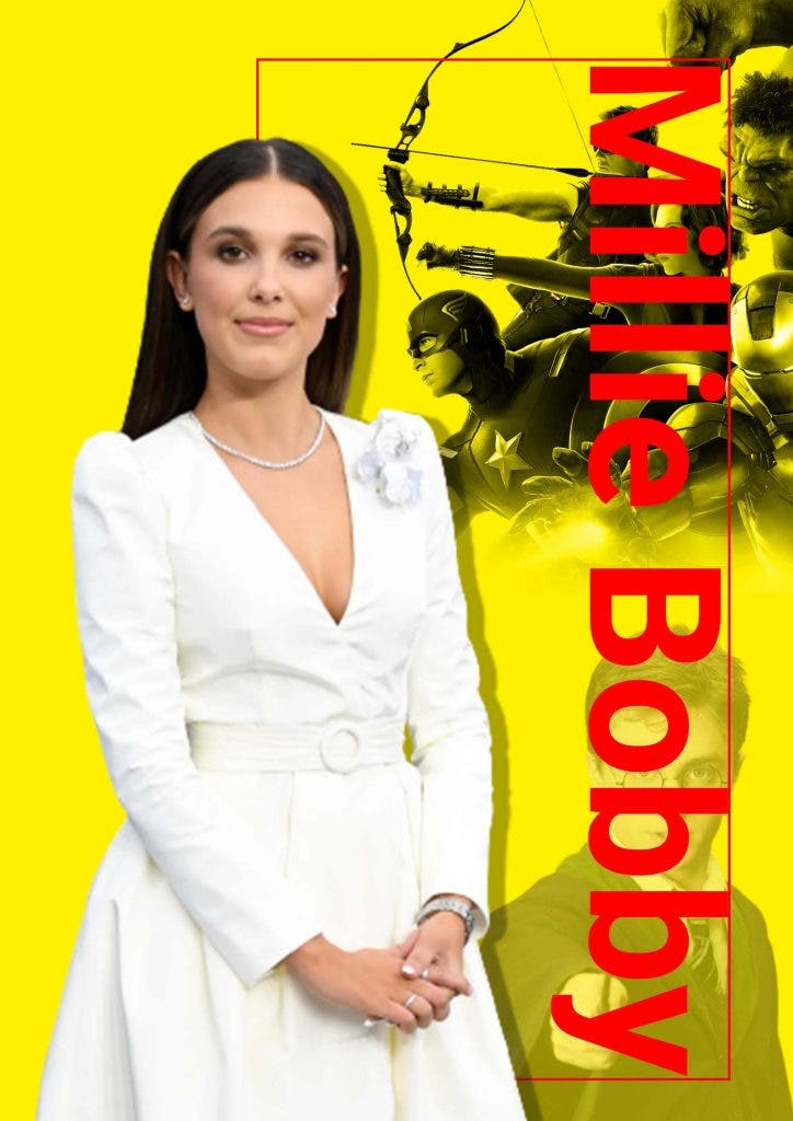 Millie Bobby Brown has never seen a Marvel or DC movie