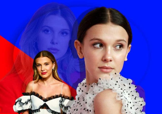 Why Millie Bobby Brown only likes men who are older than her!