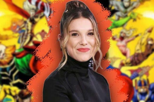 Millie Bobby Brown Marvel Eternals DKODING