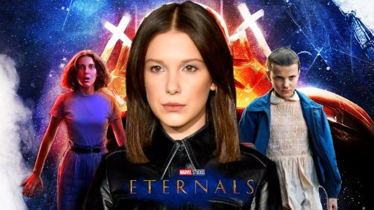 Millie Bobby Brown secretly cast for MCU's Eternals