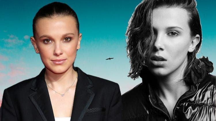 Stranger Things Star Millie Bobby Brown Opens Her Very Own Salon At Home During Quarantine