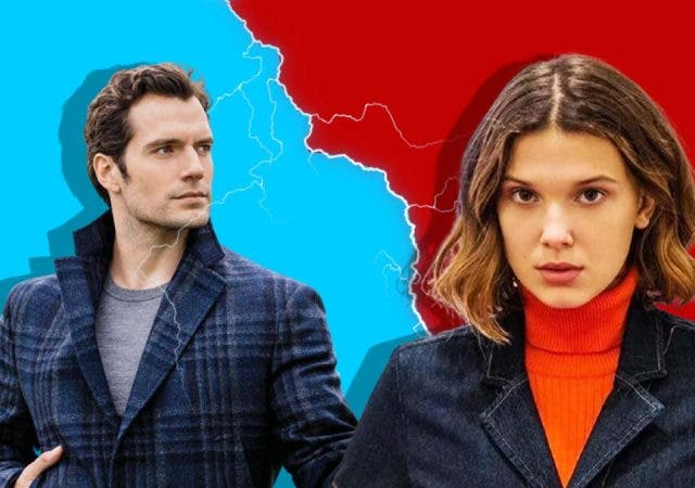 The reason behind Millie's hate towards Henry Cavill