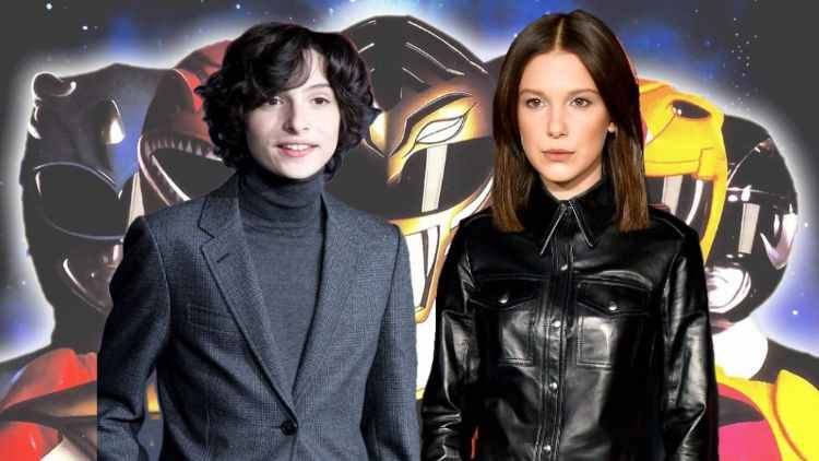 Stranger Things Stars Mike & Eleven To Play Black And Blue Ranger