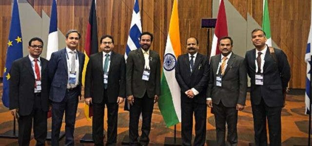 G Kishan Reddy Minister-Of-State-For-Home-Affairs Global DKODING