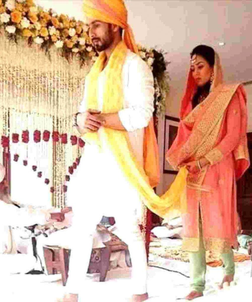 Mira Shahid low cost wedding in bollywood DKODING