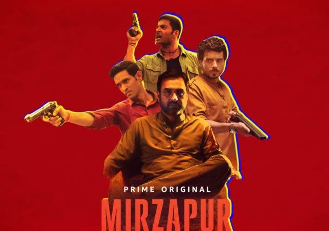 Mirzapur season 3 Amazon Prime
