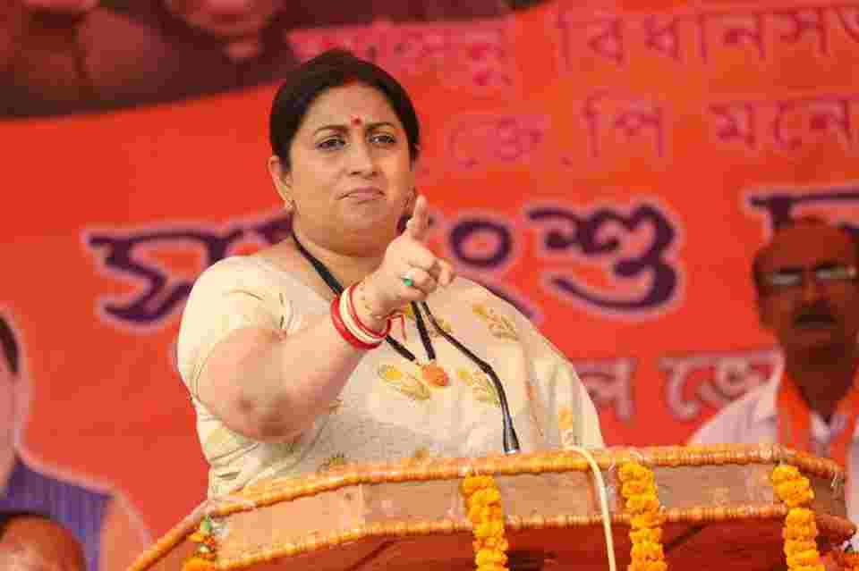 Missing-MP-Rahul-Did-Nothing-For-Amethi-Claims-Smriti-Irani-India-Politics-DKODING