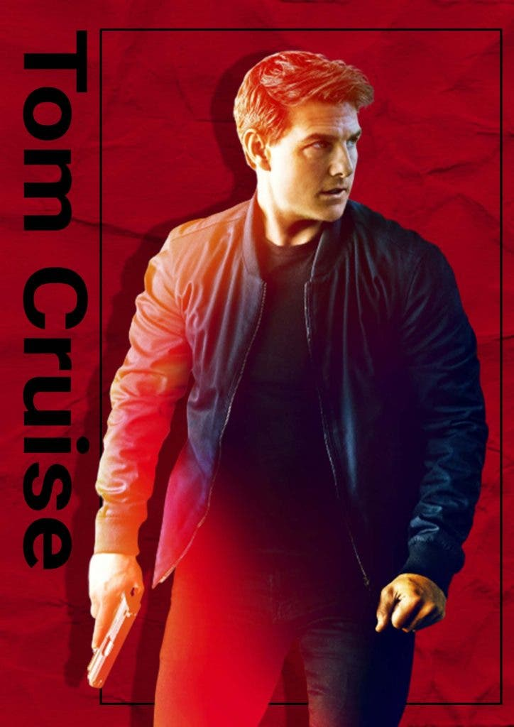 What did Cruise reveal about 'Mission: Impossible'?