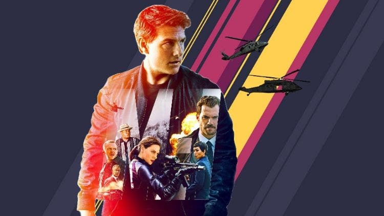 Mission Impossible 7 and Top Gun 2