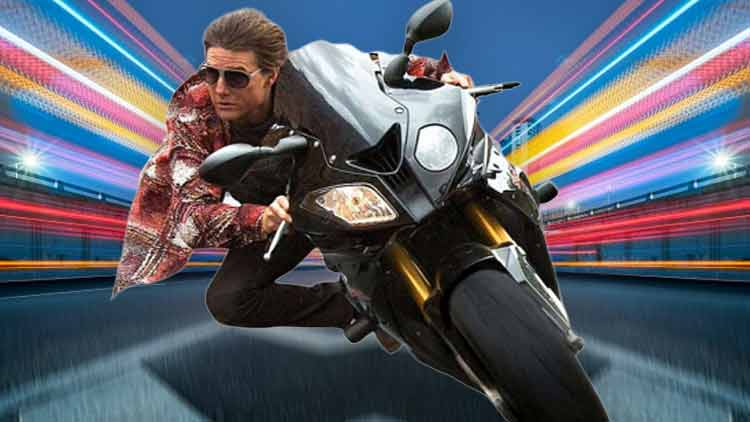 Tom Cruise To Recreate Iconic Bike Chase Scene For Mission Impossible 7