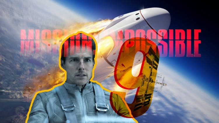 Tom Cruise A Step Closer To Mission Impossible 9 In Space
