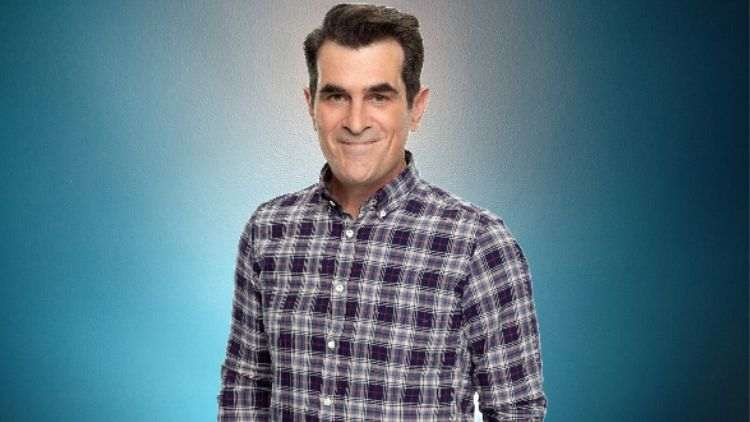 Ty Burrell gets emotional as the show is ended