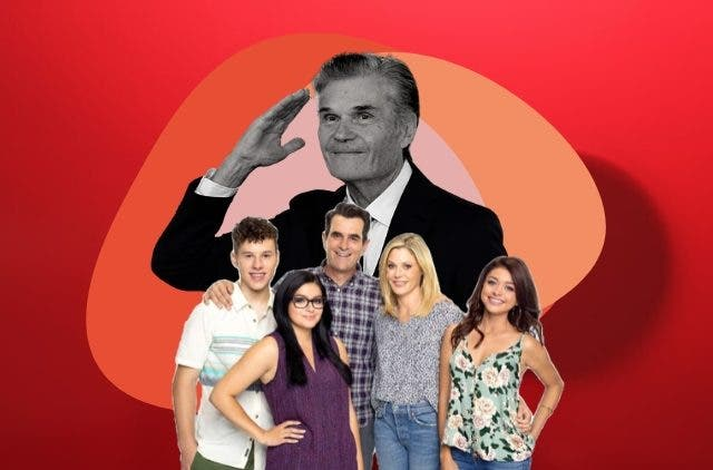 This is how modern family pays tribute to Fred Willard