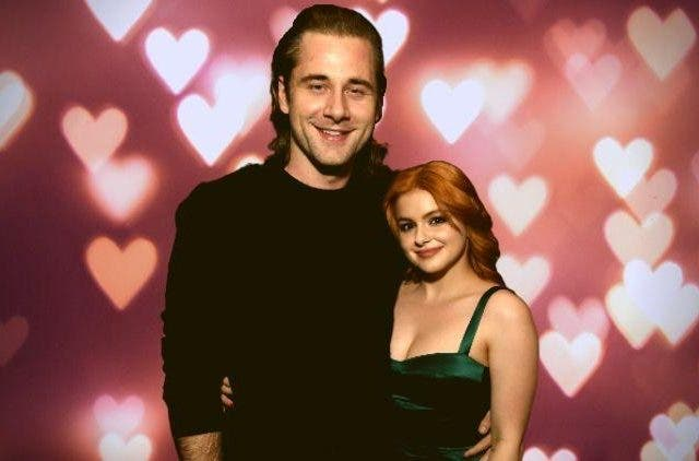 Modern Family star Ariel with her boyfriend Luke Benward