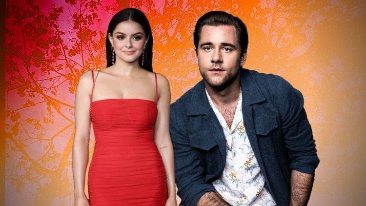 Modern Family Star Ariel Winter Gets Cozy With Luke Benward On Deserted Streets