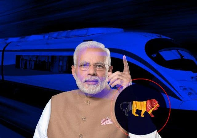 Modi Make in India gives Indian Railways RRTS Project to Canada's Bombardier