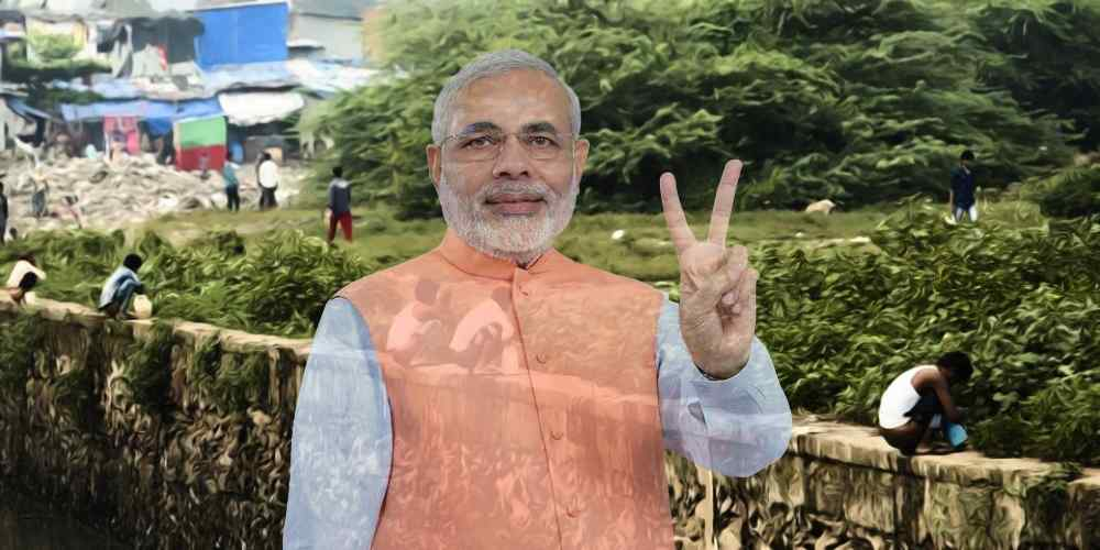 Modi Open Defecation India Feature Newsline DKODING