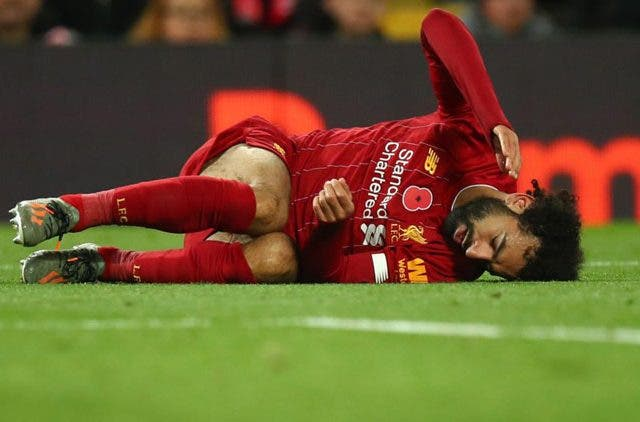 Mohamed Salah withdraws from Egypt squad after aggravating ankle injury