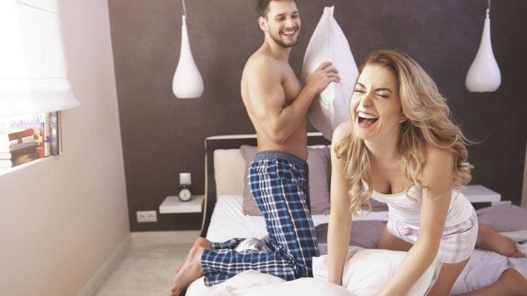 10 'Funny' things that can happen during sex