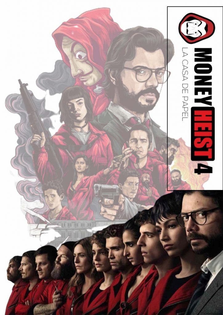 How a flop show like 'Money Heist' became a blockbuster series?
