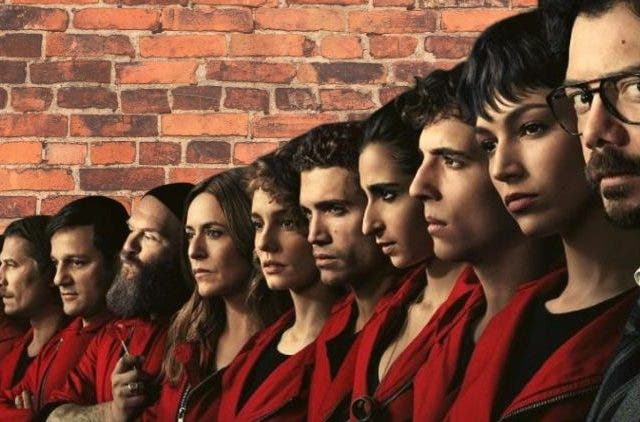 Money heist Netflix best staged robbery
