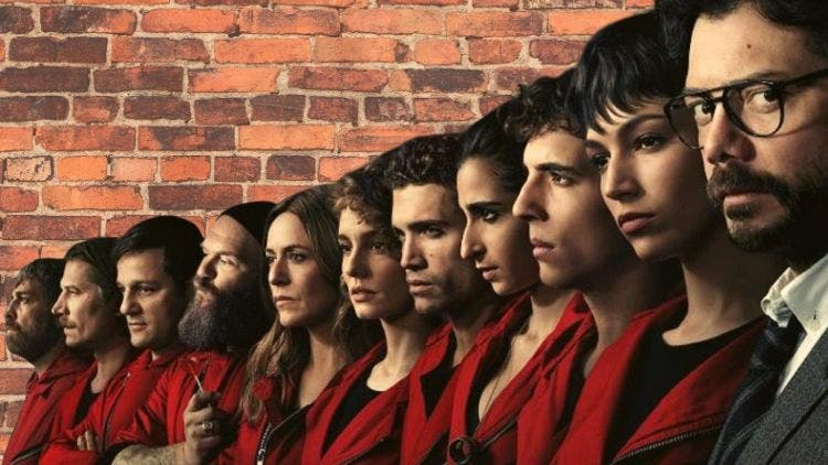 Why Netflix's Money Heist The Best Staged Robbery Show Ever?