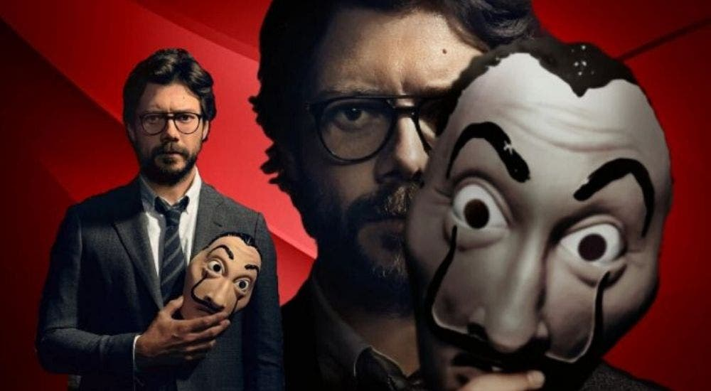 Will professor die in Money Heist season 5?