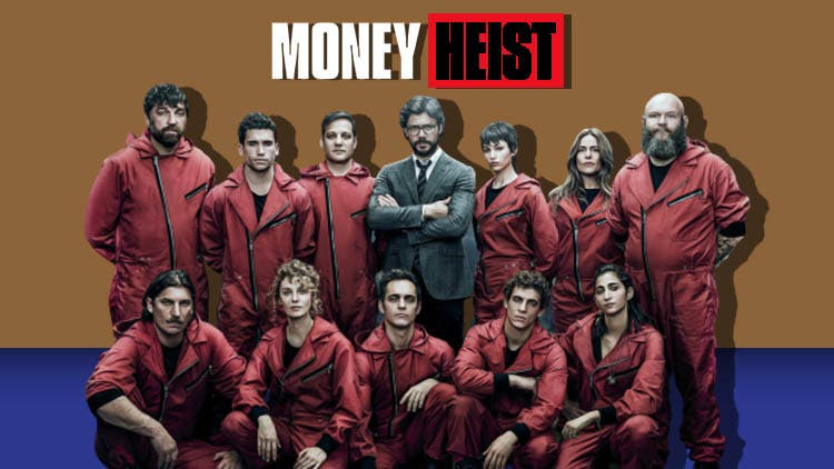 Netflix Plans The Death Of All The Money Heist Characters In Season 5