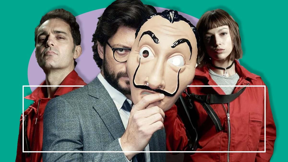 Kids of 'Money Heist' set up the plot for the first 'Money Heist' spin-off