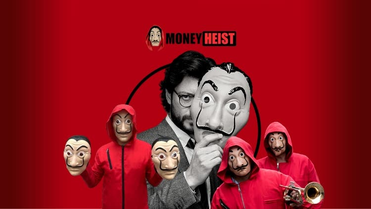Time To Sing Bella Ciao Again! Netflix Renews Money Heist For Season 6