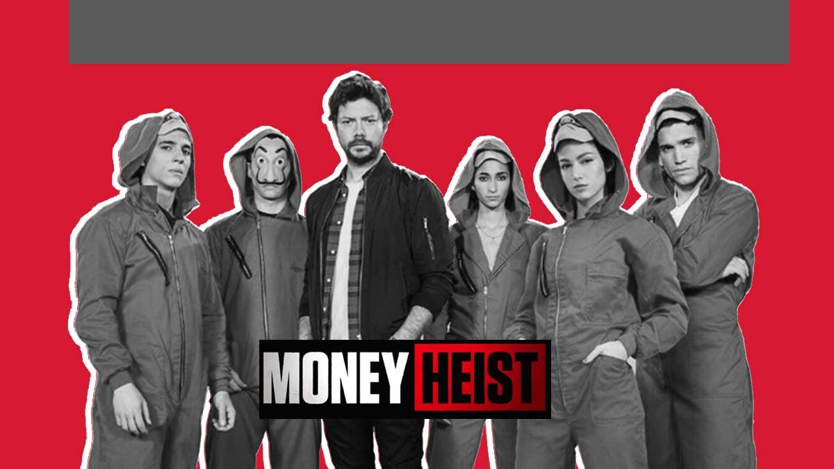 A spin-off of 'Money Heist'?