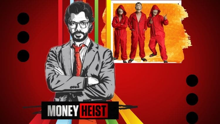 Money Heist starts shooting the last season