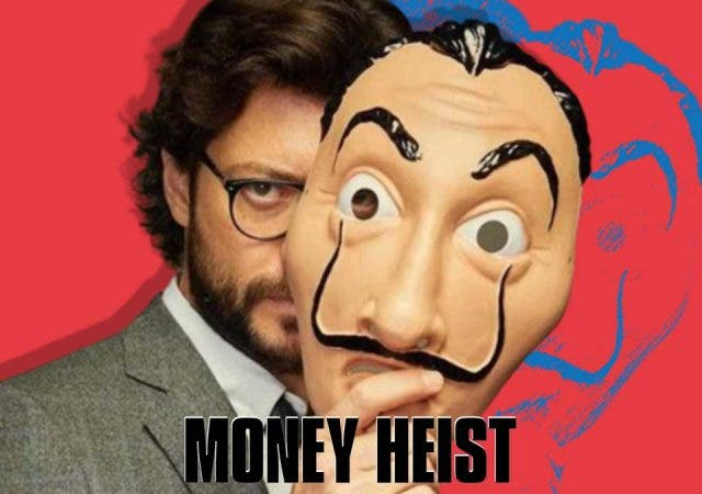 Money Heist the Professor