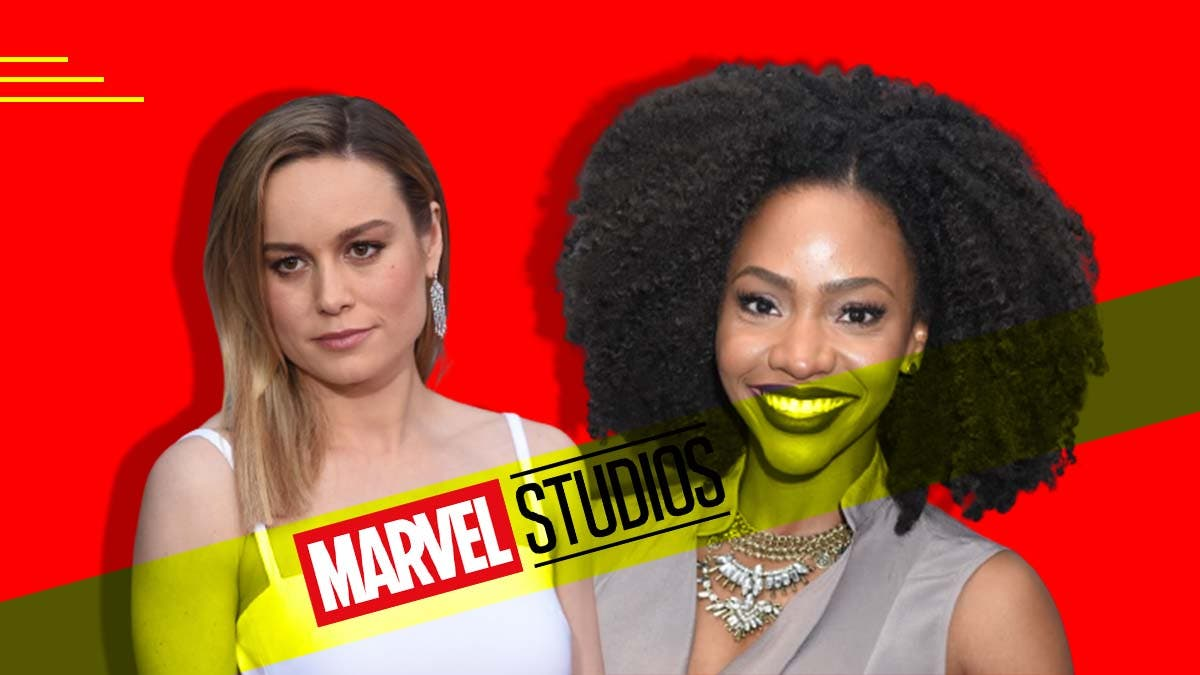 Monica Rambeau to replace Larson after Captain Marvel 2.
