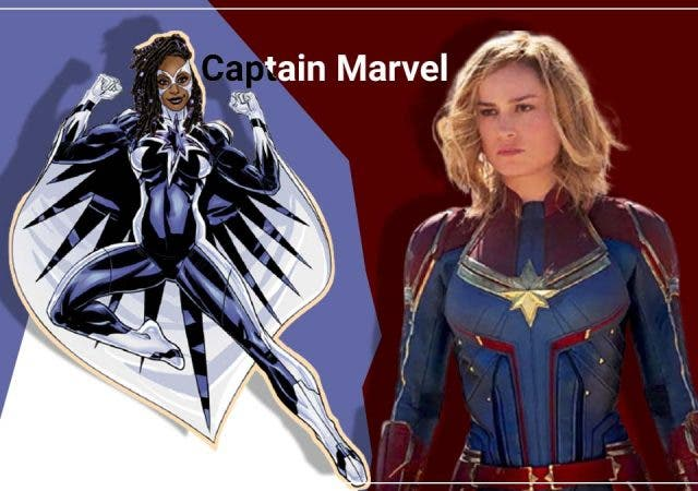 MCU' Captain Marvel 2