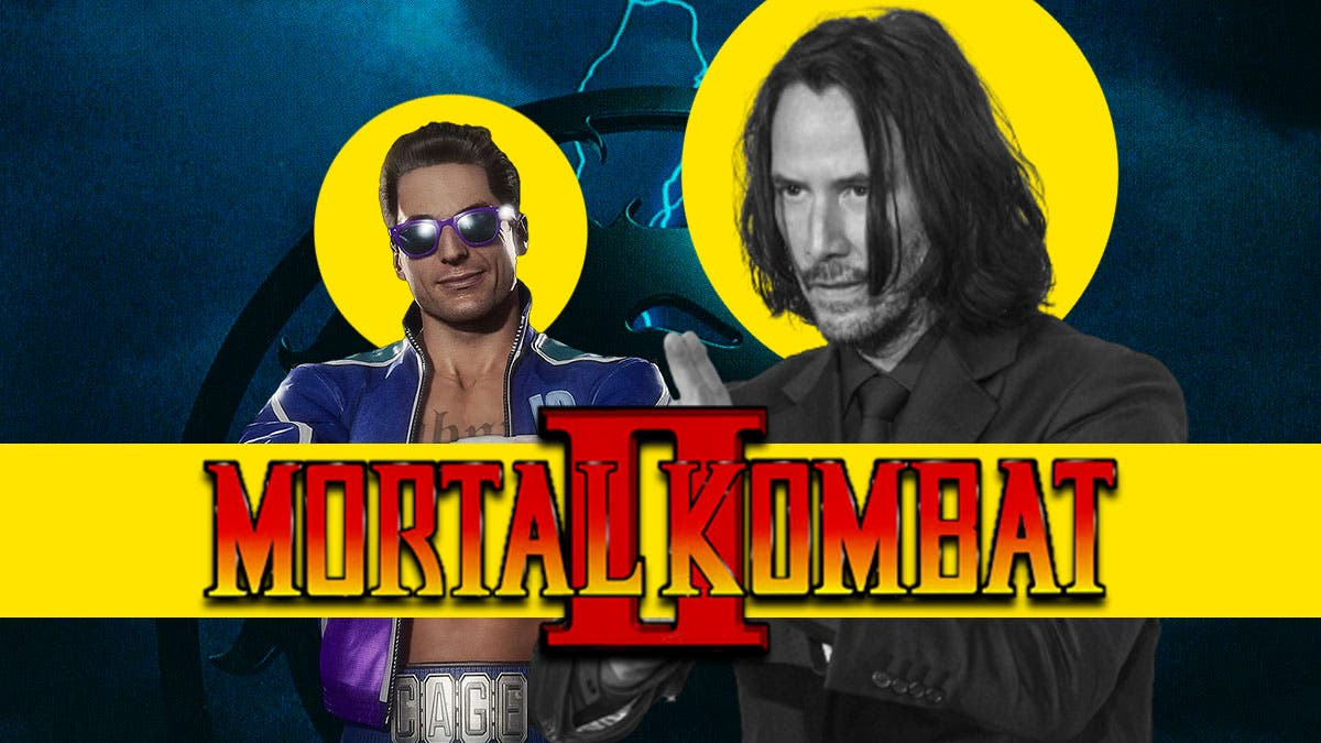 'Mortal Kombat 2' has found its Johnny Cage in Keanu Reeves!