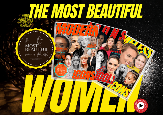 PWI Most Beautiful Women in the World 2020
