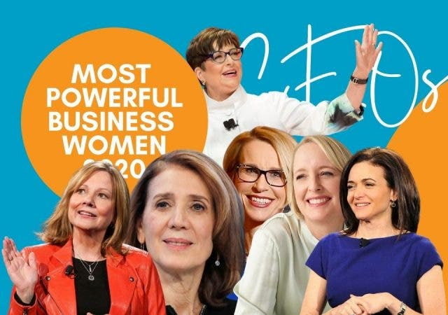 Most Powerful Business Women CEOs and Leaders