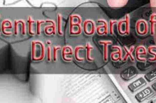 Most-Taxpayers-Switching-To-E-Filing-Of-ITRs-CBDT-Economy-Money-Markets-Business-DKODING