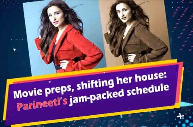 Movie-Preps-Shifting-House-Parineeti's-Shedule-Videos-DKODING