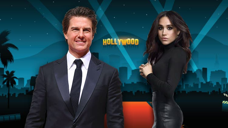 After Top Gun: Maverick, Tom Cruise Is Wooing Meghan Markle For His Next