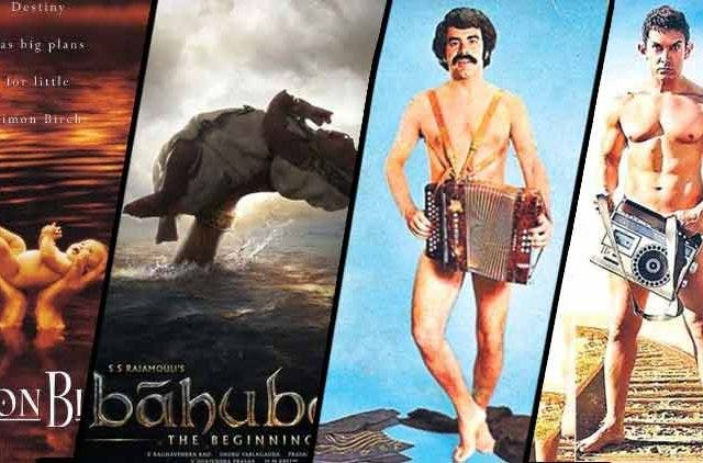 bollywood copied film posters
