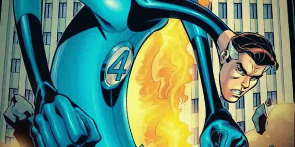 Mr Fantastic Four DKODING